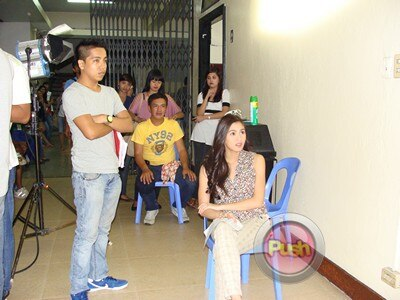 ON THE SET 'Ina Kapatid Anak' first taping day_00007-455