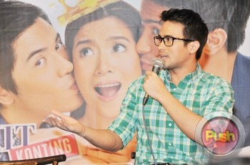 Kahit Konting Pagtingin Grand Press Con at Laffline Comedy Bar_00043-543