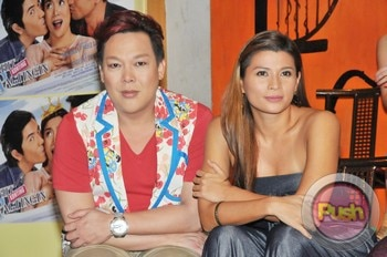 Kahit Konting Pagtingin Grand Press Con at Laffline Comedy Bar_00116-543