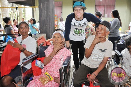 Enrique Gil's charity event_00083-574