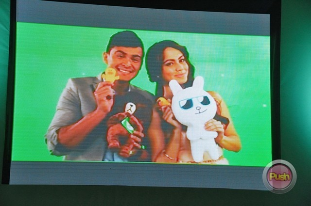 Matteo and Jessy for LINE Press launch_00013-686