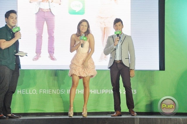 Matteo and Jessy for LINE Press launch_00017-686