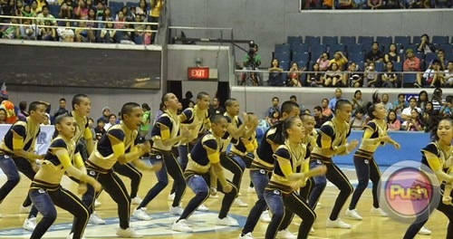 All Star Basketball NU Cheerdance 4-741