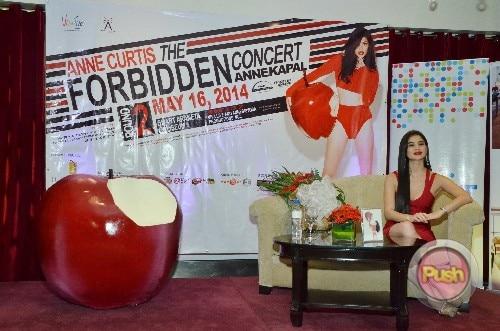 AnneKapal: The Forbidden Concert presscon