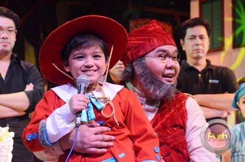 Repertory Philippines' Pinocchio Media Night