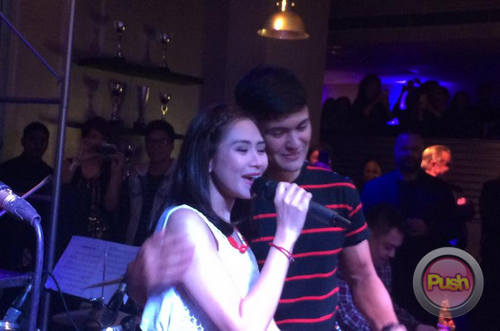 Matteo Guidicelli's sweetest birthday party ever
