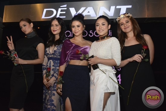 The Star-Studded Camp Sawi Premiere Night
