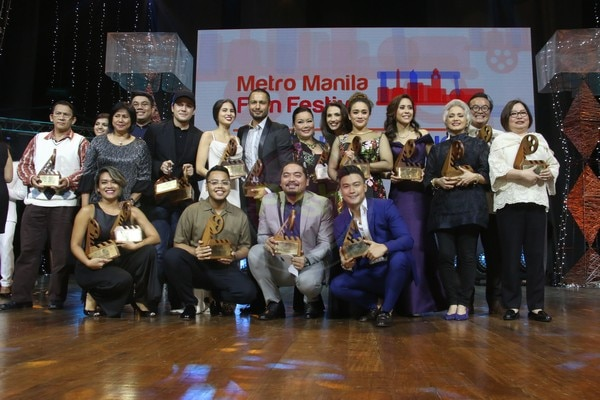 The MMFF 2017 Gabi ng Parangal was held last December 27.