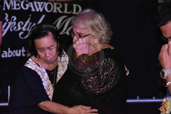 The mother of the late Isabel Granada
