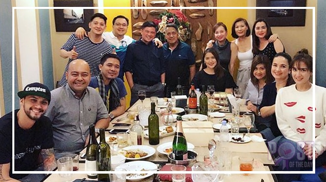 LOOK: That's Entertainment stars get reunited