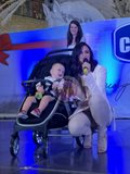 Georgina Wilson and her son Archie Burnand are launched as the new endorsers of baby brand Chicco.