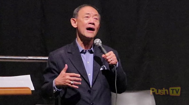 Jose Mari Chan reveals his must-sing tunes during Christmas concerts