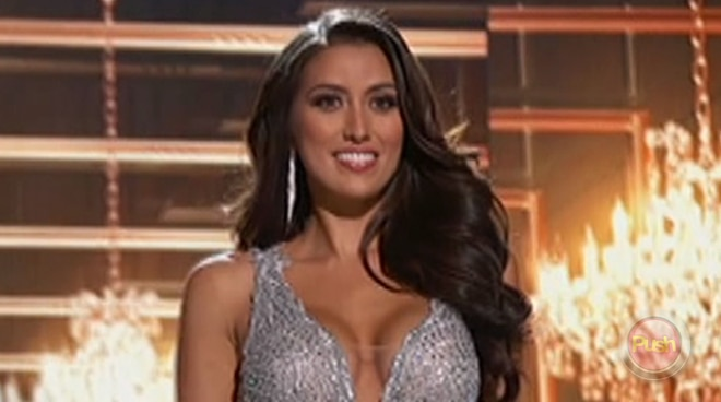 Philippines' Rachel Peters finishes in the top 10 of Miss Universe 2017