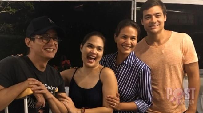 Judy Ann Santos and Ryan Agoncillo will be godparents for Iza Calzado's wedding