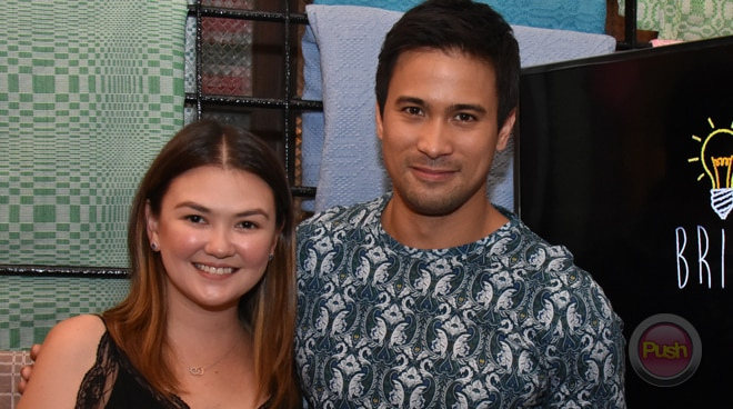 Sam Milby says Angelica Panganiban made their 'Malaya' scenes