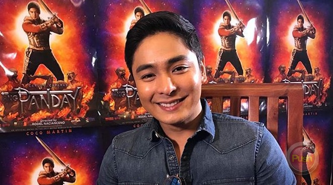 After 'Ang Panday', does Coco Martin want to create more movies?