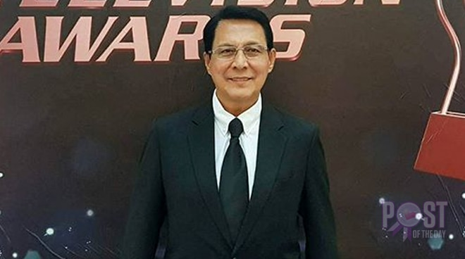 Tirso Cruz nominated at the 22nd Asian Television Awards for 'Wildflower' acting