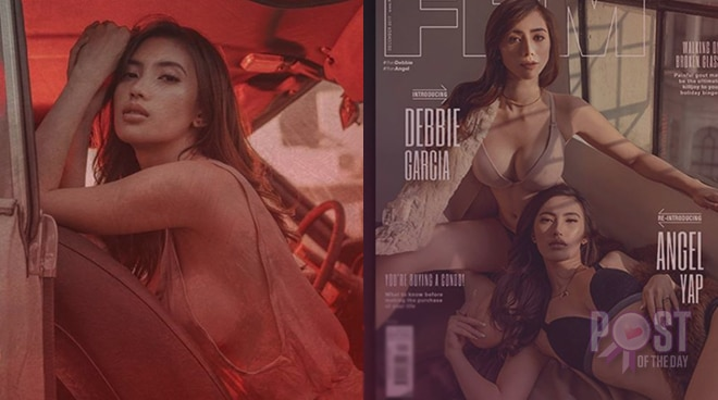 LOOK: 'Pastillas Girl' poses for FHM cover