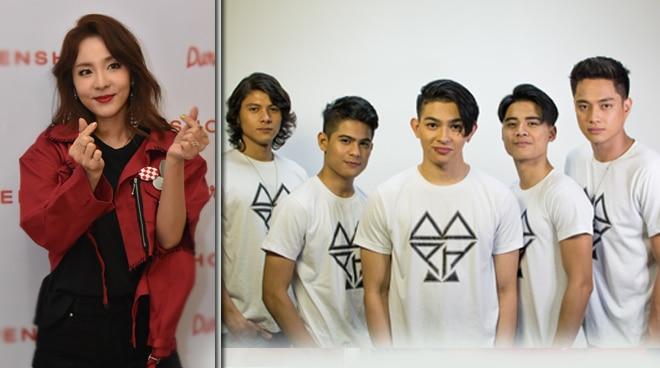"EXCLUSIVE: Sandara Park on BoybandPH: ""Love na love ko talaga sila"""