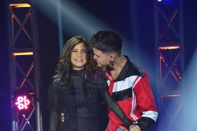 MarNigo fans were treated to a night of kilig at Inigo Pascual's Dahil Sa 'Yo concert.