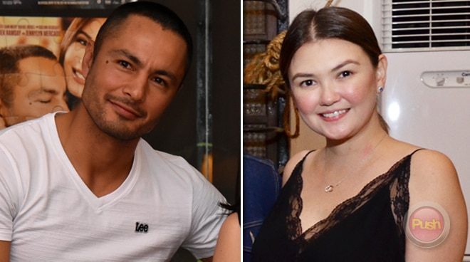 Derek Ramsay on ex-GF Angelica Panganiban: 'I hope she'll find the right guy who'll treat her right'