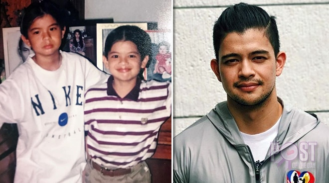 LOOK: Adorable throwback photo of Rayver and Rodjun Cruz