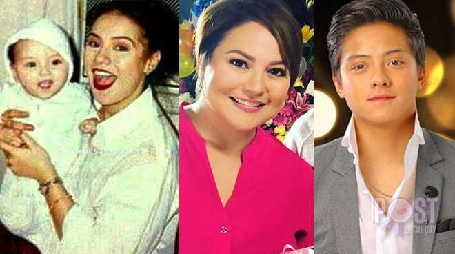 THROWBACK: Karla Estrada's photo proves that Daniel Padilla got his looks from his mom