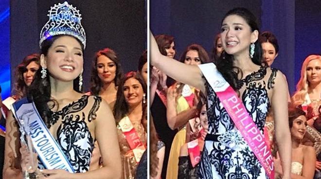 Mutya ng Pilipinas Jannie Loudette Alipo-on is Miss Tourism International 2017