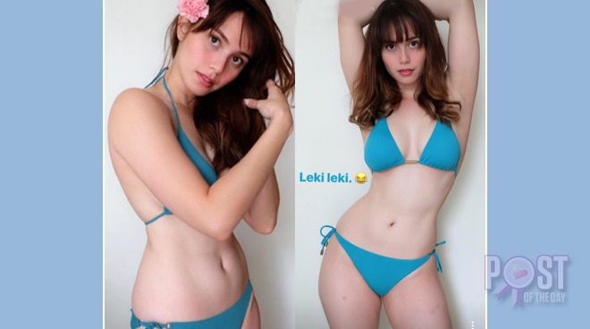 LOOK: Jessy Mendiola wows netizens with new bikini photos