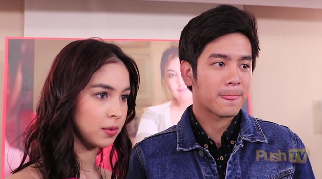 Joshua Garcia addresses real score with Julia Barretto