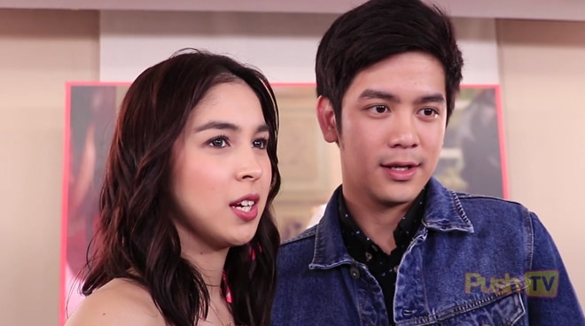 "Julia Barretto on Cathy Garcia-Molina: ""She's also uniquely funny"""