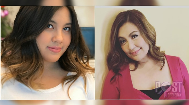 LOOK: Sharon Cuneta's daughter Miel is her perfect 'mini-me'