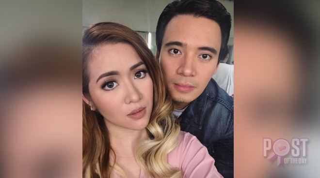 LOOK: Angeline Quinto gives a special shout out to Erik Santos