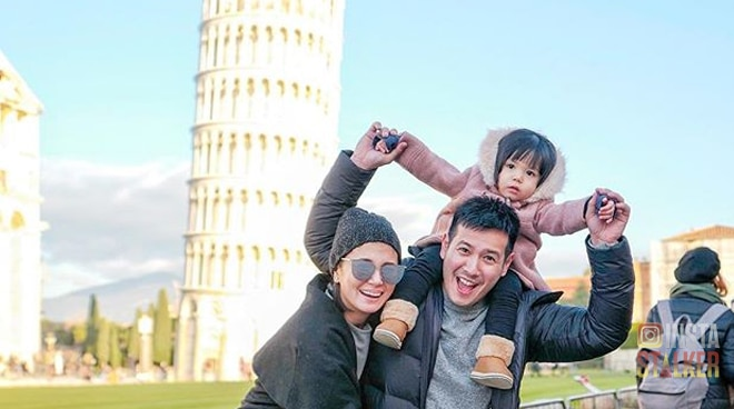 LOOK: John Prats's 'priceless moment' with daughter Feather