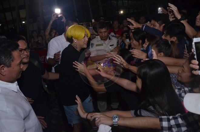 Cast ng The Revenger Squad, nagkaroon ng grand launch show sa Enchanted Kingdom noong Sabado.
