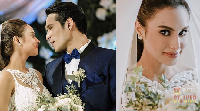 Max Collins ties the knot with Pancho Magno