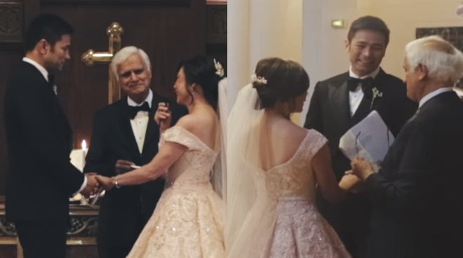 WATCH: Hayden Kho's wedding vow for Vicki Belo will melt your heart