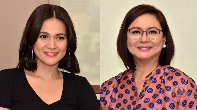 Charo Santos-Concio on making a horror film with Bea Alonzo: 'Pareho lang ang nerbiyos namin!'