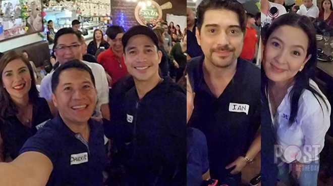 LOOK: Former 'That's Entertainment' stars reunite