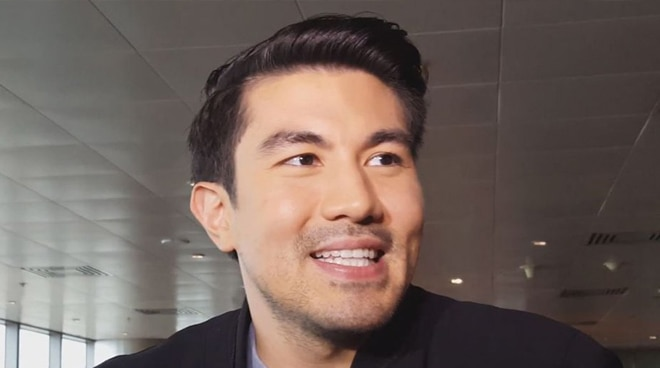 Luis Manzano feels very 'Lucky' about parents