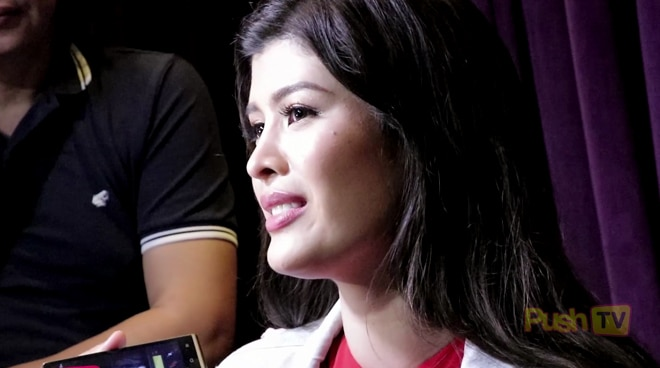 Mariel de Leon wishes her bashers a happy life