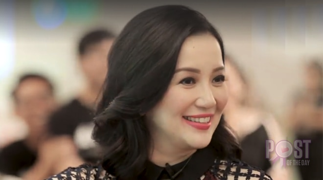 Who is Kris Aquino's favorite ex?