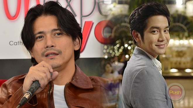 Robin Padilla admits he was impressed with Joshua Garcia