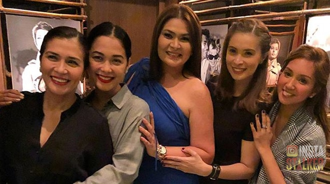 LOOK: Aiko Melendez celebrates her birthday with her Wildflower family