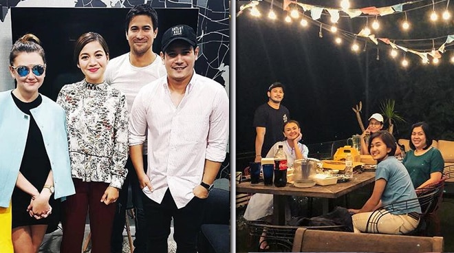 Angelica Panganiban teases Kyla's new music video with Bright Bulb Productions