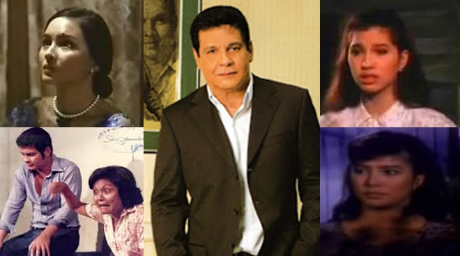 Who were some of FPJ's leading ladies?