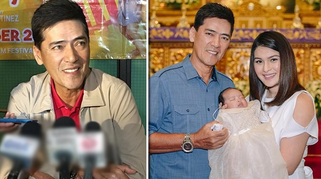 EXCLUSIVE: Vic Sotto on his new baby: 'Having her is truly a blessing'