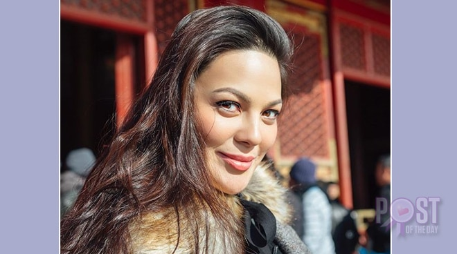KC Concepcion receives college diploma after 10 years