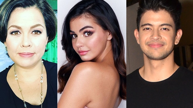 Lotlot de Leon approves of daughter Janine Gutierrez's suitor Rayver Cruz