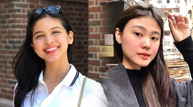 Maine Mendoza shows love and support for Hashtag Franco's girlfriend Janica Nam